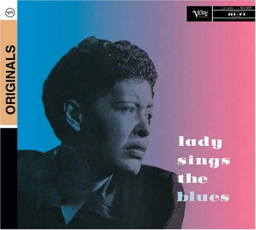 Billie Holiday The Lady Sings The Blues cover art