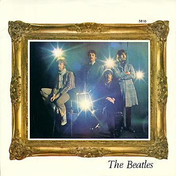 The Beatles Penny Lane cover art