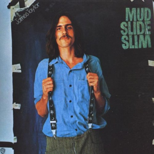 James Taylor Places In My Past cover art