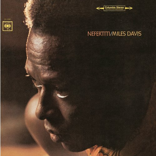 Miles Davis Nefertiti cover art