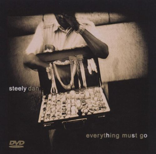Steely Dan The Last Mall cover art