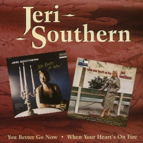 Jeri Southern Smoke Gets In Your Eyes cover art