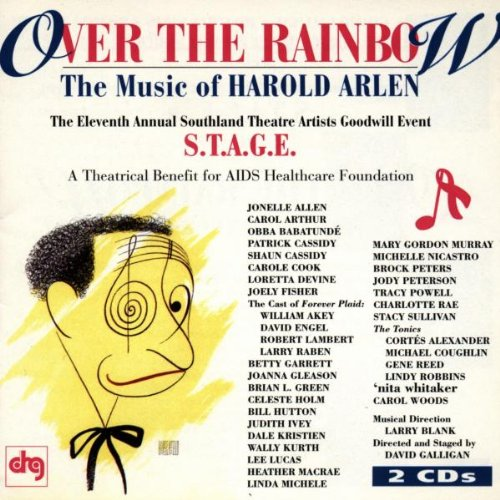 Harold Arlen I've Got The World On A String cover art