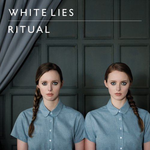 White Lies Bigger Than Us cover art