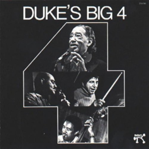 Duke Ellington Everything But You cover art