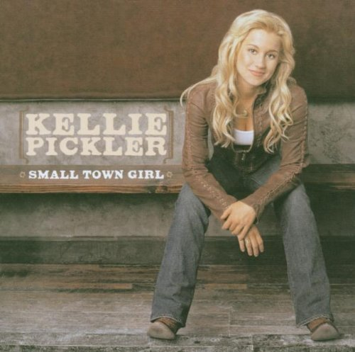 Kellie Pickler I Wonder cover art