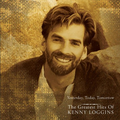 Kenny Loggins Footloose cover art