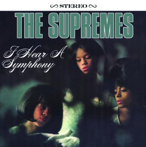 The Supremes I Hear A Symphony cover art