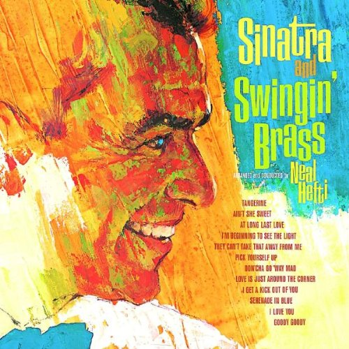 Frank Sinatra I'm Beginning To See The Light cover art