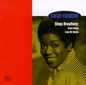 Sarah Vaughan September Song cover art