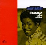 September Song sheet music by Sarah Vaughan