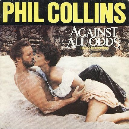 Phil Collins Against All Odds (Take A Look At Me Now) cover art