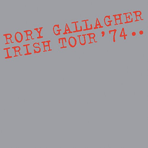 Rory Gallagher I Wonder Who cover art