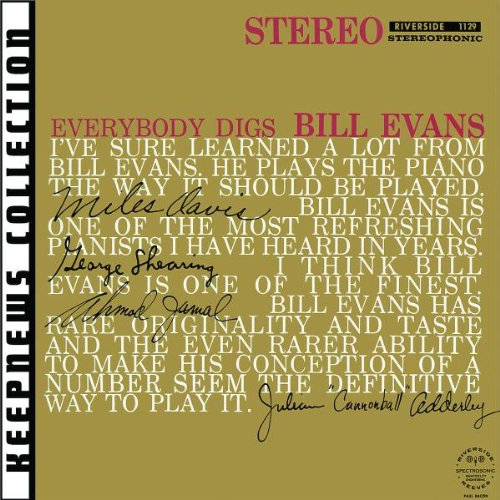 Bill Evans On Green Dolphin Street cover art