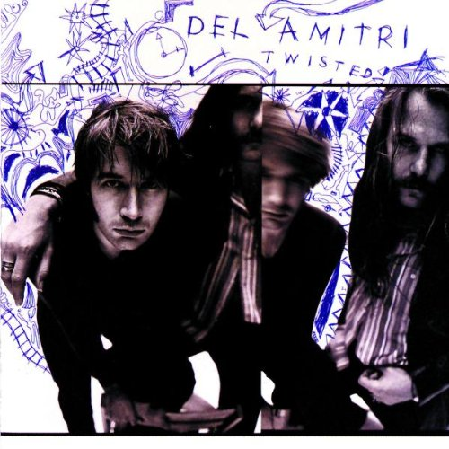 Del Amitri Driving With The Brakes On cover art