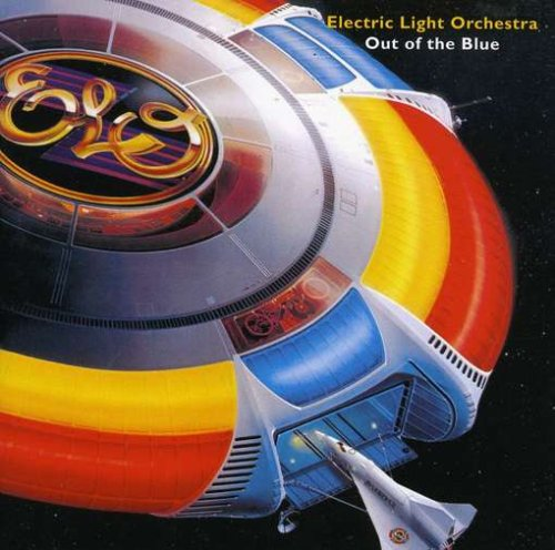 Electric Light Orchestra Mr. Blue Sky cover art