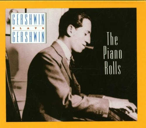 George Gershwin That Certain Feeling cover art