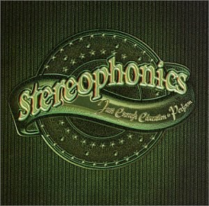 Stereophonics Lying In The Sun cover art
