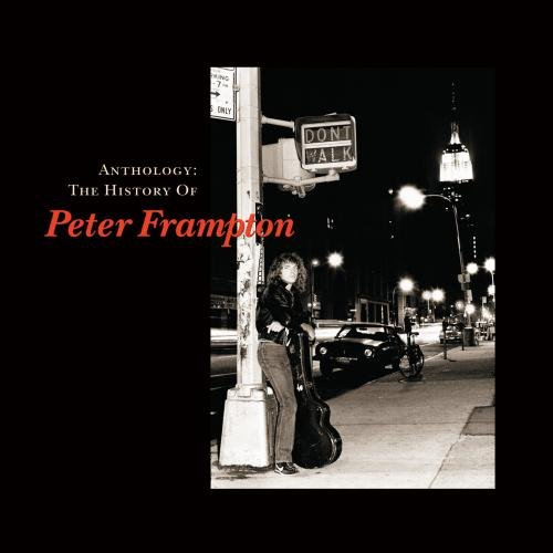 Peter Frampton Stone Cold Fever cover art