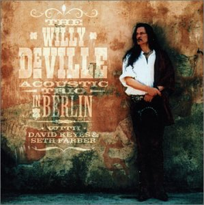 Willy DeVille Spanish Stroll cover art