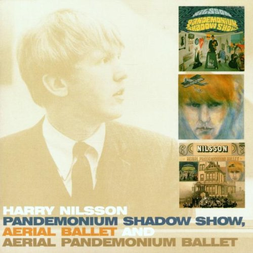 Nilsson Everybody's Talkin' cover art
