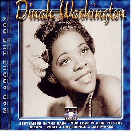 Dinah Washington Smoke Gets In Your Eyes (from 'Roberta') cover art