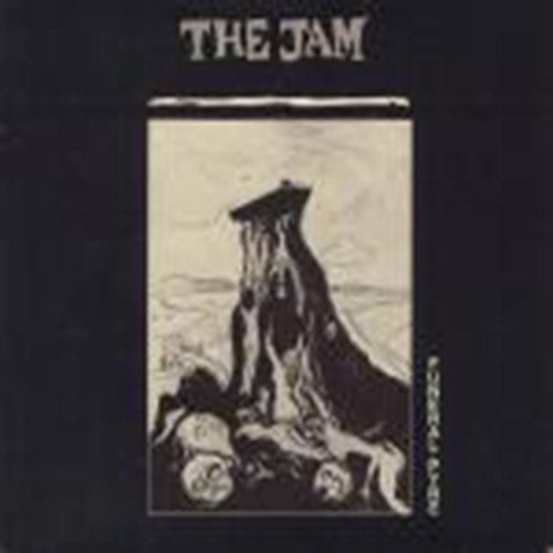 The Jam Funeral Pyre cover art