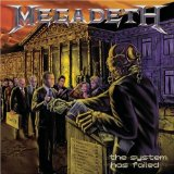 The Scorpion sheet music by Megadeth
