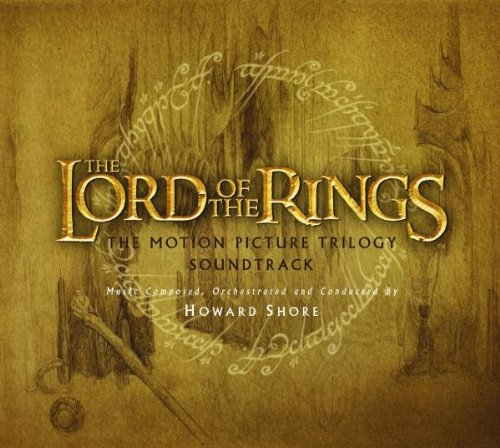 Howard Shore Into The West (from The Lord Of The Rings: The Return Of The King) cover art