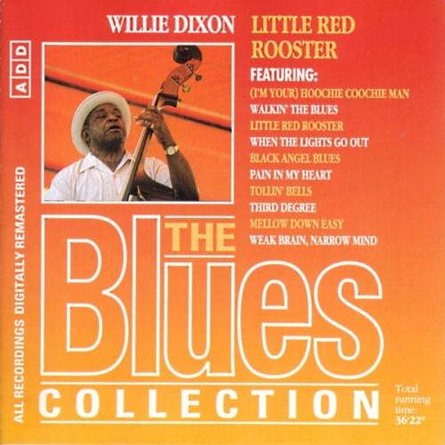 Little Red Rooster sheet music by Willie Dixon