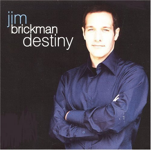 Jim Brickman Destiny cover art