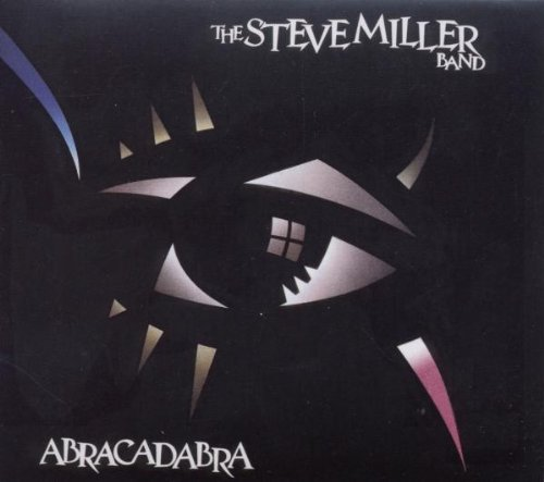 The Steve Miller Band Abracadabra cover art
