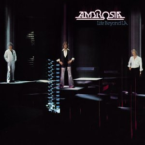 Ambrosia How Much I Feel cover art