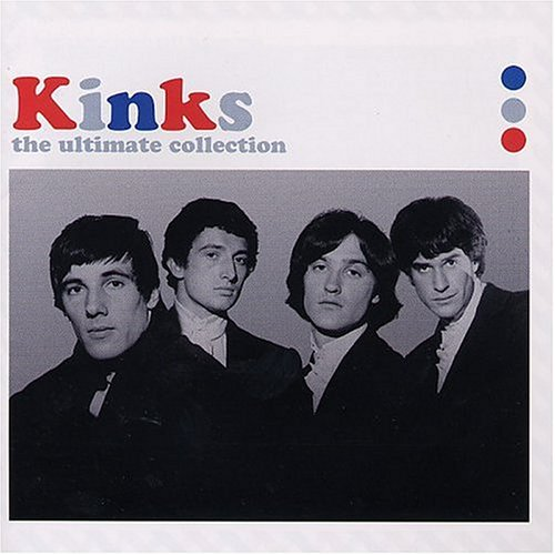 The Kinks A Well Respected Man cover art