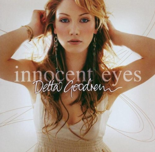 Delta Goodrem Innocent Eyes cover art