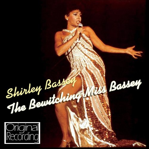 Shirley Bassey As I Love You cover art