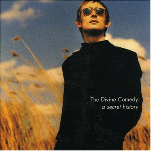 The Divine Comedy National Express cover art