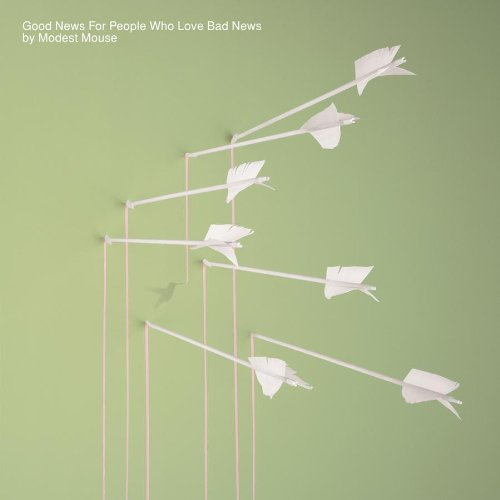 Modest Mouse Float On cover art