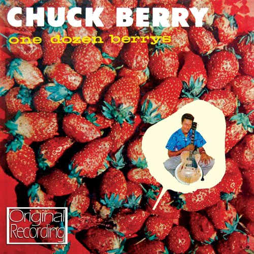 Chuck Berry Sweet Little Sixteen cover art