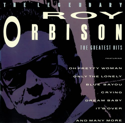 Roy Orbison Go, Go, Go cover art