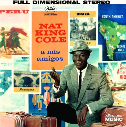 Nat King Cole Come Closer To Me (Acercate Mas) cover art