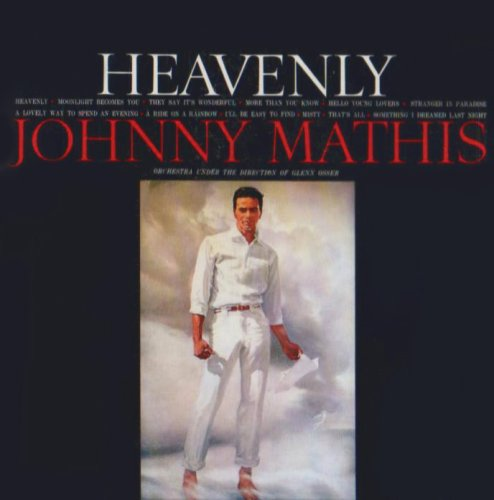 Johnny Mathis Misty cover art