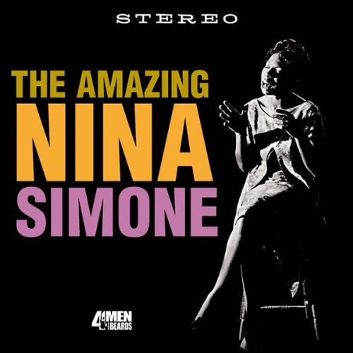 Nina Simone It Might As Well Be Spring cover art
