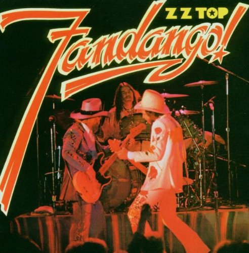 ZZ Top Thunderbird cover art