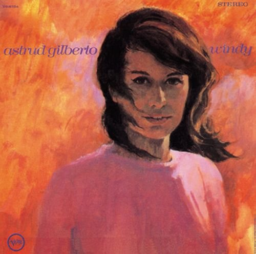 Astrud Gilberto Crickets Sing For Anamaria cover art