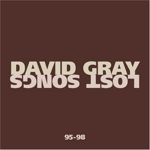 David Gray January Rain cover art