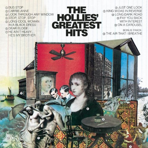 The Hollies The Air That I Breathe cover art