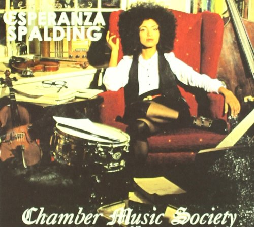 Esperanza Spalding Apple Blossom cover art