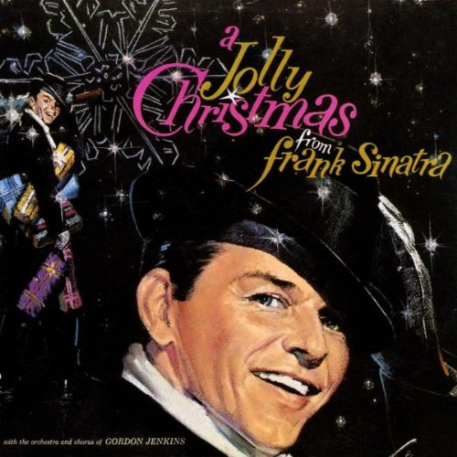 Frank Sinatra The Christmas Waltz cover art