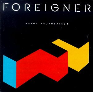 Foreigner Down On Love cover art